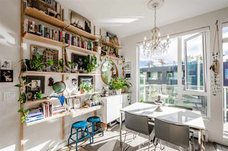 """Photo 8: 705 384 E 1ST Avenue in Vancouver: Strathcona Condo for sale in """"CANVAS"""" (Vancouver East)  : MLS®# R2507867"""