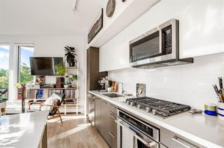 """Photo 4: 705 384 E 1ST Avenue in Vancouver: Strathcona Condo for sale in """"CANVAS"""" (Vancouver East)  : MLS®# R2507867"""