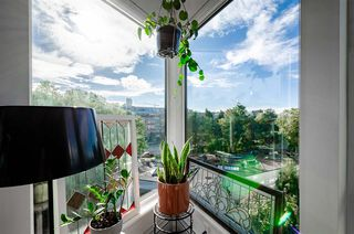 """Photo 12: 705 384 E 1ST Avenue in Vancouver: Strathcona Condo for sale in """"CANVAS"""" (Vancouver East)  : MLS®# R2507867"""