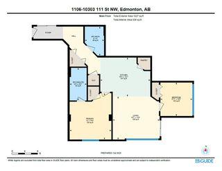 Photo 33: 1106 10303 111 Street in Edmonton: Zone 12 Condo for sale : MLS®# E4218284