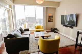 Photo 2: 1106 10303 111 Street in Edmonton: Zone 12 Condo for sale : MLS®# E4218284