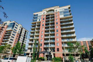 Photo 1: 1106 10303 111 Street in Edmonton: Zone 12 Condo for sale : MLS®# E4218284