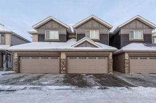 Main Photo: 39 4835 WRIGHT Drive in Edmonton: Zone 56 Townhouse for sale : MLS®# E4221737