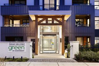 "Main Photo: 202 733 E 3RD Street in North Vancouver: Queensbury Condo for sale in ""Green on Queensbury"" : MLS®# R2531099"