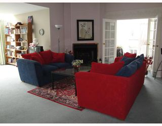 "Photo 3: 49 7540 ABERCROMBIE Drive in Richmond: Brighouse South Townhouse for sale in ""NEWPORT TERRACE"" : MLS®# V799793"