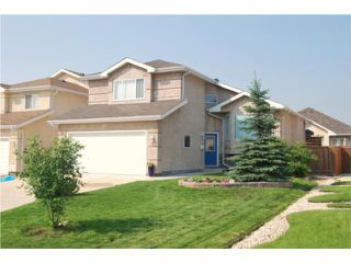 Photo 1: 117 STRONGBERG Drive in WINNIPEG: North Kildonan Residential for sale (North East Winnipeg)  : MLS®# 1012829