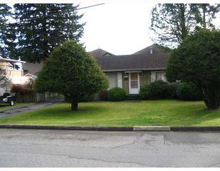 Photo 1: 3317 HANDLEY Crescent in Port_Coquitlam: Lincoln Park PQ House for sale (Port Coquitlam)  : MLS®# V744117