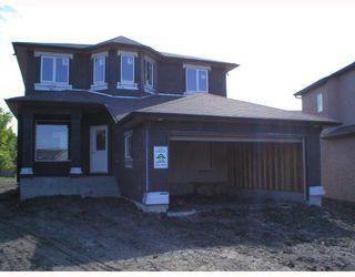 Photo 1: 42 INSPIRATION Bay in WINNIPEG: Transcona Residential for sale (North East Winnipeg)  : MLS®# 2912226