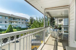 "Photo 4: 209 2491 GLADWIN Road in Abbotsford: Abbotsford West Condo for sale in ""Lakewood Gardens"" : MLS®# R2396294"