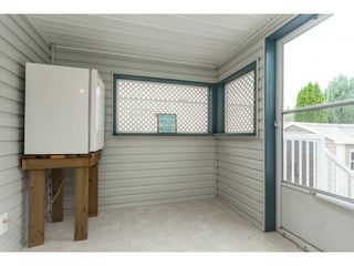 """Photo 19: 70 2270 196 Street in Langley: Brookswood Langley Manufactured Home for sale in """"Pineridge Park"""" : MLS®# R2398738"""