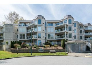 Photo 1: 208 1220 LASALLE PLACE in Coquitlam: Canyon Springs Condo for sale : MLS®# R2260601