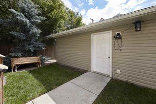Photo 33: 8733 83 Avenue in Edmonton: Zone 18 Townhouse for sale : MLS®# E4208501