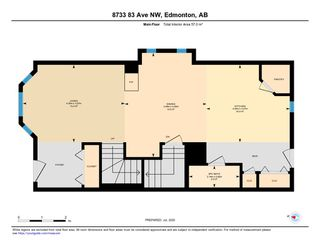 Photo 3: 8733 83 Avenue in Edmonton: Zone 18 Townhouse for sale : MLS®# E4208501