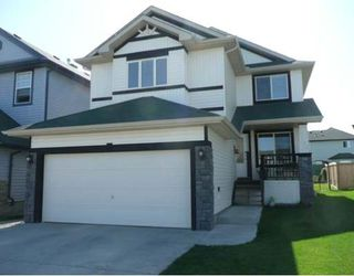 Photo 1: 1305 BAYSIDE Rise SW: Airdrie Residential Detached Single Family for sale : MLS®# C3393645