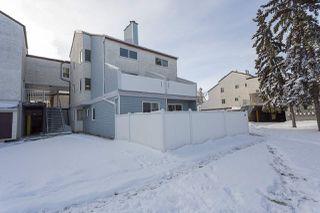 Photo 2: 221 LANCASTER Terrace in Edmonton: Zone 27 Townhouse for sale : MLS®# E4220767