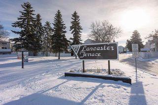 Photo 32: 221 LANCASTER Terrace in Edmonton: Zone 27 Townhouse for sale : MLS®# E4220767