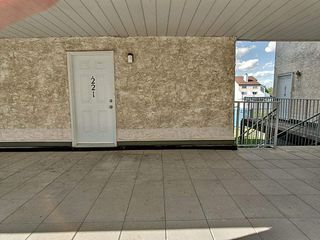 Photo 28: 221 LANCASTER Terrace in Edmonton: Zone 27 Townhouse for sale : MLS®# E4220767