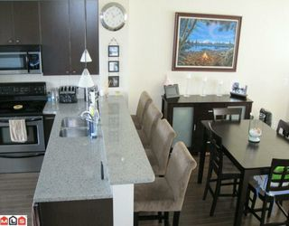 """Photo 5: 135 18777 68A Avenue in Surrey: Clayton Townhouse for sale in """"COMPASS"""" (Cloverdale)  : MLS®# F1004663"""