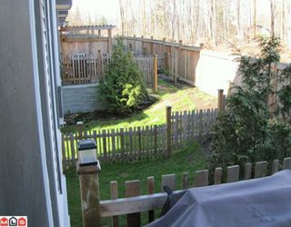 "Photo 10: 135 18777 68A Avenue in Surrey: Clayton Townhouse for sale in ""COMPASS"" (Cloverdale)  : MLS®# F1004663"