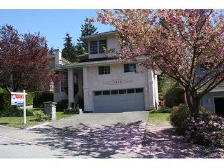 Photo 1: 1415 PURCELL Drive in Coquitlam: Westwood Plateau House for sale : MLS®# V826307