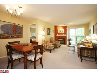 "Photo 3: 215 5765 GLOVER Road in Langley: Langley City Condo for sale in ""COLLEGE COURT"" : MLS®# F1013966"