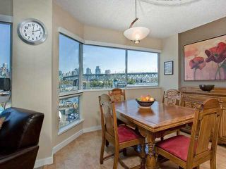 "Photo 3: 406 1510 W 1ST Avenue in Vancouver: False Creek Condo for sale in ""MARINER'S WALK"" (Vancouver West)  : MLS®# V853806"