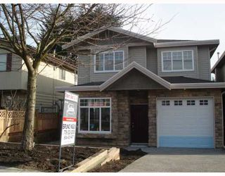 Photo 10: 7446 17TH Avenue in Burnaby: East Burnaby House 1/2 Duplex for sale (Burnaby East)  : MLS®# V750747
