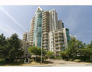 "Photo 1: 1105 1190 PIPELINE Road in Coquitlam: North Coquitlam Condo for sale in ""NORTH COQUITLAM"" : MLS®# V751312"