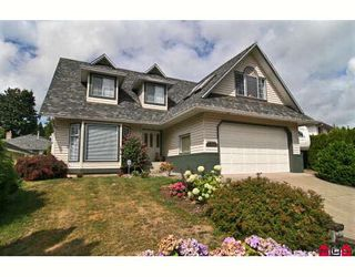 Photo 1: 35271 MARSHALL Road in Abbotsford: Abbotsford East House for sale : MLS®# F2918089