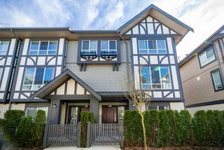 "Photo 2: 40 10388 NO. 2 Road in Richmond: Woodwards Townhouse for sale in ""KINGSLEY ESTATE"" : MLS®# R2439610"