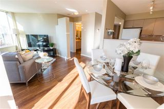 Photo 10: 706 1277 NELSON STREET in Vancouver: West End VW Condo for sale (Vancouver West)  : MLS®# R2219834