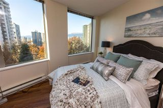 Photo 11: 706 1277 NELSON STREET in Vancouver: West End VW Condo for sale (Vancouver West)  : MLS®# R2219834