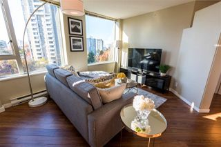 Photo 3: 706 1277 NELSON STREET in Vancouver: West End VW Condo for sale (Vancouver West)  : MLS®# R2219834