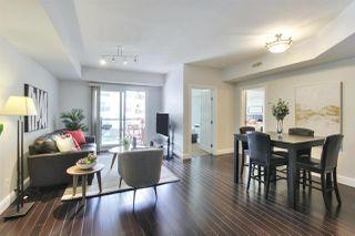 Photo 6: 207 10303 111 Street in Edmonton: Zone 12 Condo for sale : MLS®# E4199211
