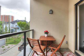 Photo 18: 207 10303 111 Street in Edmonton: Zone 12 Condo for sale : MLS®# E4199211