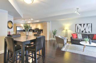 Photo 4: 207 10303 111 Street in Edmonton: Zone 12 Condo for sale : MLS®# E4199211