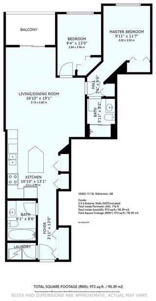 Photo 27: 207 10303 111 Street in Edmonton: Zone 12 Condo for sale : MLS®# E4199211