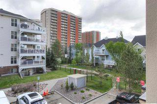 Photo 19: 207 10303 111 Street in Edmonton: Zone 12 Condo for sale : MLS®# E4199211