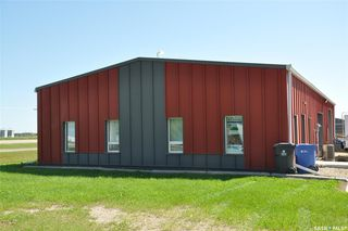 Main Photo: 103 Bates Street in Earl Grey: Commercial for sale : MLS®# SK815465