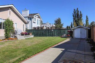 Photo 31: 410 Blackburne Drive E in Edmonton: Zone 55 House for sale : MLS®# E4214297