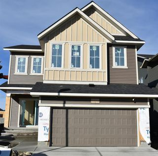 Main Photo: 34 Bayside Parade SW: Airdrie Detached for sale : MLS®# A1043056
