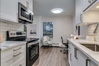 "Photo 4: 306 1250 W 12TH Avenue in Vancouver: Fairview VW Condo for sale in ""Kensington Place"" (Vancouver West)  : MLS®# R2522792"