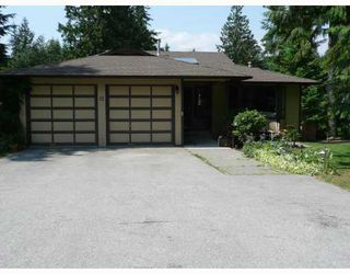Main Photo: 15 MAPLE Court: Anmore House for sale (Port Moody)  : MLS®# V790809