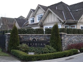 "Photo 1: 55 14968 24TH Avenue in Surrey: Sunnyside Park Surrey Townhouse for sale in ""MERIDIAN POINTE"" (South Surrey White Rock)  : MLS®# F1000332"