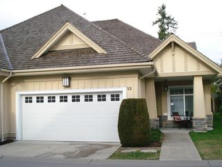 "Photo 2: 55 14968 24TH Avenue in Surrey: Sunnyside Park Surrey Townhouse for sale in ""MERIDIAN POINTE"" (South Surrey White Rock)  : MLS®# F1000332"