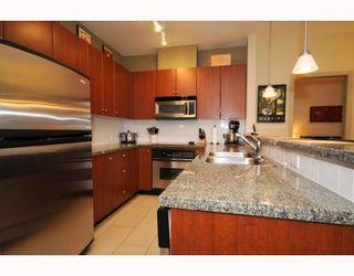 "Photo 2: 204 100 CAPILANO Road in Port Moody: Port Moody Centre Condo for sale in ""SUTER BROOK"" : MLS®# V807432"