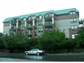 "Photo 1: 210 1591 BOOTH Avenue in Coquitlam: Maillardville Condo for sale in ""LE LAURENTIEN"" : MLS®# V818736"