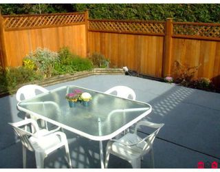 """Photo 8: 122 32923 BRUNDIGE Avenue in Abbotsford: Central Abbotsford Townhouse for sale in """"NORMAN MANOR"""" : MLS®# F2908014"""