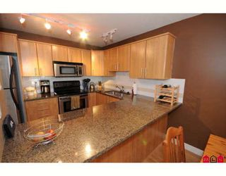 "Photo 2: 104 19320 65TH Avenue in Surrey: Clayton Condo for sale in ""Esprit"" (Cloverdale)  : MLS®# F2911734"