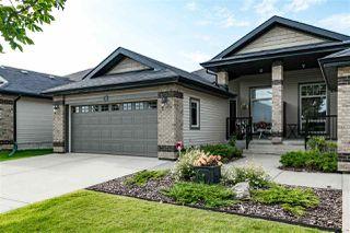Main Photo: 35 276 Cranford Drive: Sherwood Park House Half Duplex for sale : MLS®# E4169933